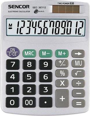 Sencor SEC 367/12 calculator