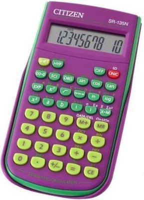 Citizen SR-135F calculator