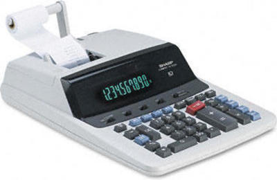 Sharp VX-1652H calculator