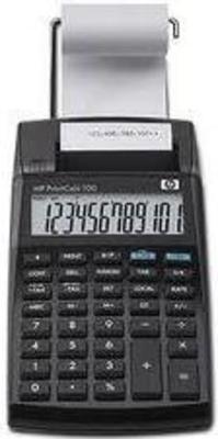 HP PrintCalc 100 calculator