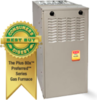 Bryant 313JAV060135-Upflow gas barbecue