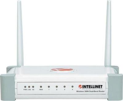 Intellinet Wireless 300N Dual-Band Router (525268) router