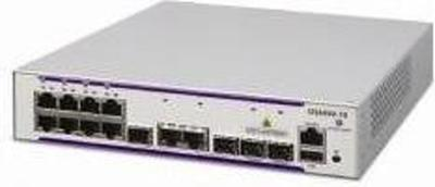 Alcatel-Lucent OmniSwitch 6350-10 switch