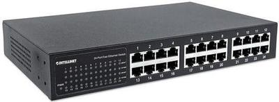 Intellinet 24-Port Fast Ethernet Switch (560924) switch