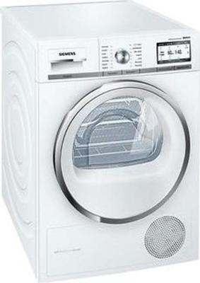 Siemens WT47Y8H1FF tumble dryer