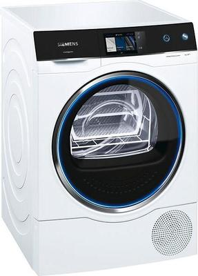 Siemens WT47X940EU tumble dryer