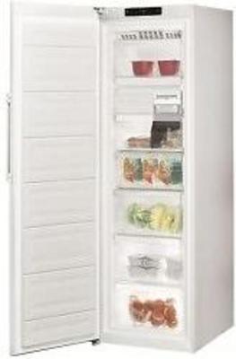 Whirlpool WVE 26622 NFW freezer