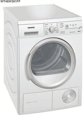 Siemens WT46W361FF tumble dryer