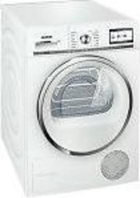 Siemens WT47Y891FF tumble dryer