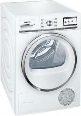 Siemens WT48Y880FF tumble dryer