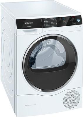 Siemens WT7UH641 tumble dryer