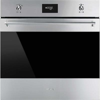 Smeg SFP6378X wall oven