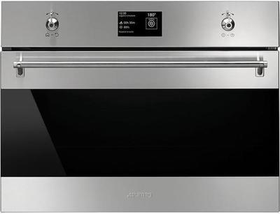 Smeg SF4395VCX wall oven