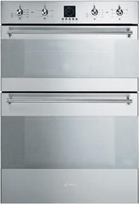 Smeg DOSC36X wall oven