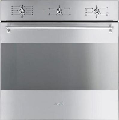Smeg SF341GVX wall oven