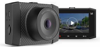 YI Technology Ultra Dash Camera 2 dash cam
