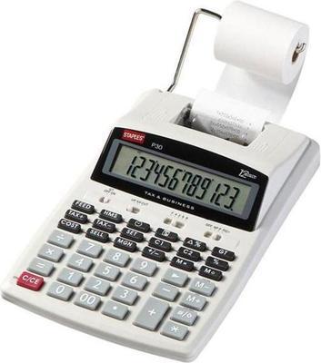 Staples P30 calculator