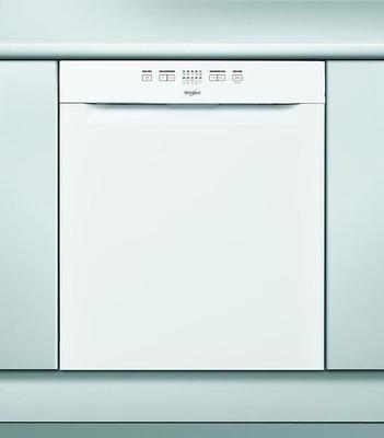 Whirlpool WUE 2B16 dishwasher