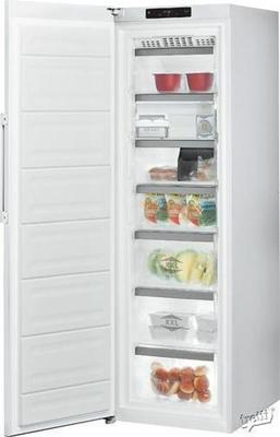Whirlpool WVE 26562 NFW freezer