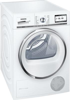Siemens WT47Y849DN tumble dryer