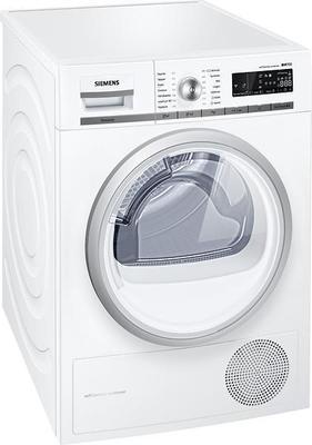 Siemens WT4HW569DN tumble dryer
