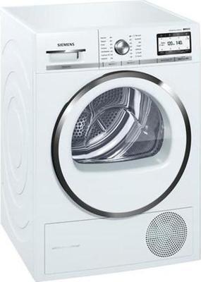 Siemens WT4HY879DN tumble dryer
