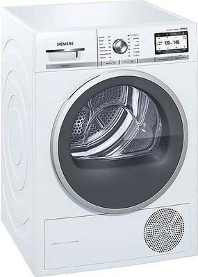 Siemens WT4HY8B9DN tumble dryer