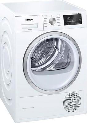 Siemens WT47W4E9DN tumble dryer