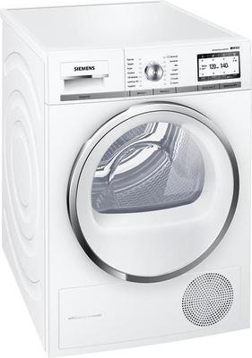 Siemens WT4HY849DN tumble dryer