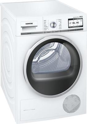 Siemens WT4HY749DN tumble dryer