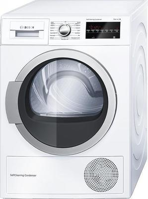 Bosch WTW874B8SN tumble dryer