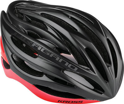 Kross Uragano bicycle helmet
