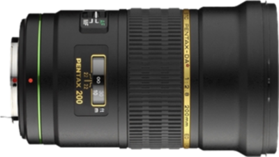Pentax smc DA* 200mm F2.8 ED (IF) SDM lens
