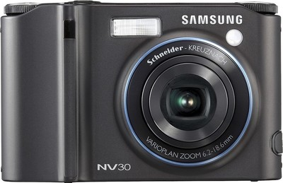 Samsung NV30 digital camera