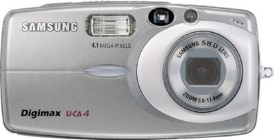 Samsung Digimax U-CA 4 digital camera