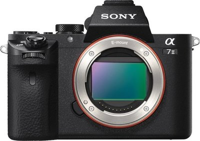 Sony Alpha 7 II digital camera