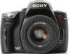 Sony Alpha DSLR-A390 digital camera