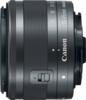Canon EF-M 15-45mm F3.5-6.3 IS STM lens