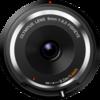 Olympus 9mm F8 Fish-Eye Body Cap Lens lens