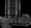 Panasonic Lumix DMC-GX8 digital camera top