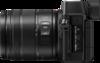 Panasonic Lumix DMC-GX8 digital camera left