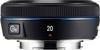 Samsung NX 20mm F2.8 Pancake lens