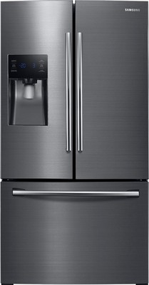 Samsung RF263BEAESG refrigerator