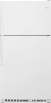Whirlpool WRT311FZDW refrigerator