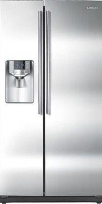 Samsung RS265TDRS refrigerator