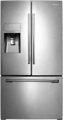 Samsung RF323TEDBSR refrigerator