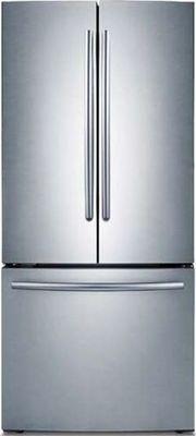 Samsung RF220NCTASR refrigerator