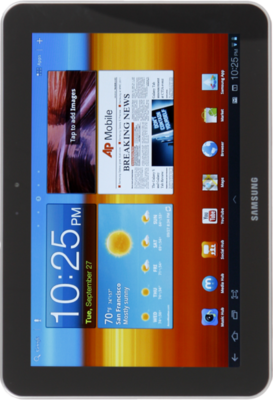 Samsung Galaxy Tab 8.9 tablet