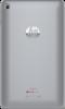 HP Slate 7 tablet rear