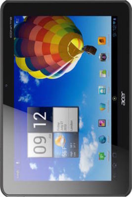 Acer Iconia Tab A510 tablet